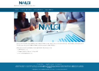 National Western Life Group, Inc. Website Screenshot
