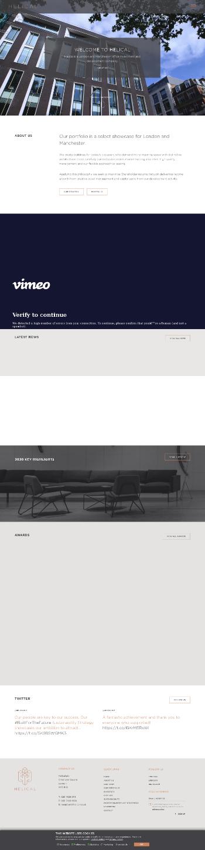 Helical plc Website Screenshot