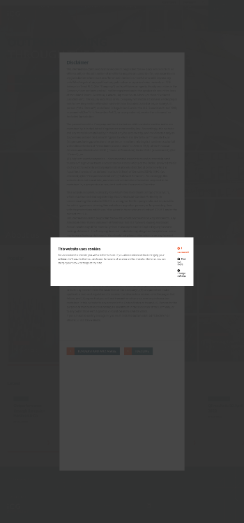 ICG Enterprise Trust PLC Website Screenshot