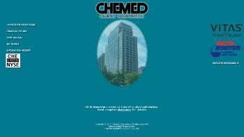 Chemed Corporation Website Screenshot