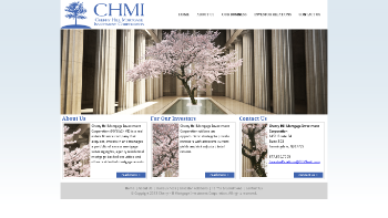 Cherry Hill Mortgage Investment Corporation Website Screenshot
