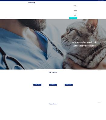 Covetrus, Inc. Website Screenshot