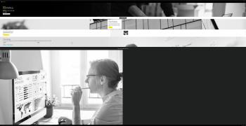 DXC Technology Company Website Screenshot