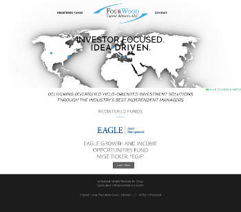 Eagle Growth & Income Opportunities Fund Website Screenshot