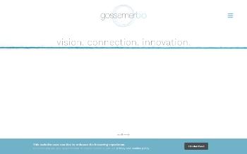Gossamer Bio, Inc. Website Screenshot