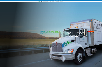 Heritage-Crystal Clean, Inc Website Screenshot