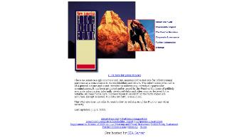 The New America High Income Fund Inc. Website Screenshot
