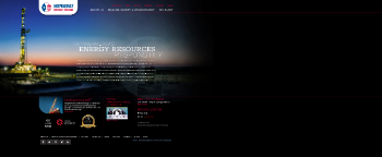 Independence Contract Drilling, Inc. Website Screenshot