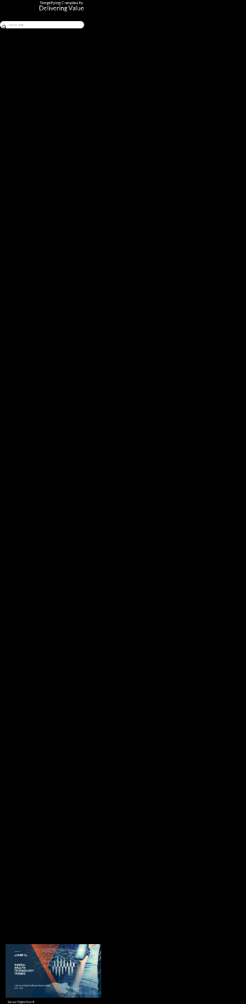 Jabil Inc. Website Screenshot