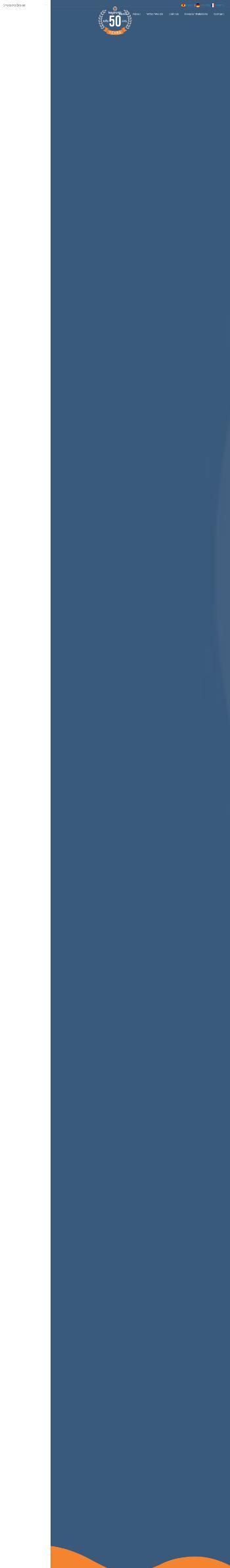 Key Tronic Corporation Website Screenshot