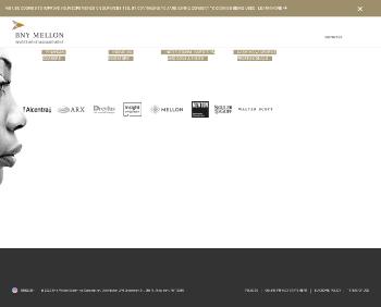 BNY Mellon Strategic Municipals, Inc. Website Screenshot