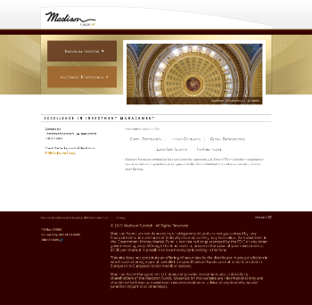 Madison Covered Call & Equity Strategy Fund Website Screenshot