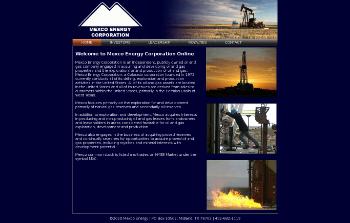 Mexco Energy Corporation Website Screenshot