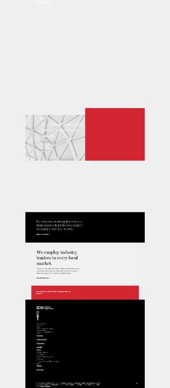 Newmark Group, Inc. Website Screenshot