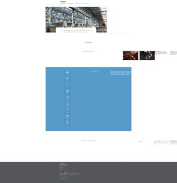 Arch Resources, Inc. Website Screenshot