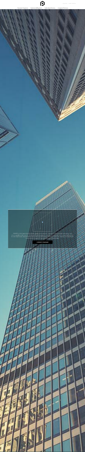 Priority Technology Holdings, Inc. Website Screenshot