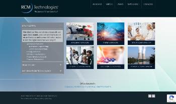 RCM Technologies, Inc. Website Screenshot