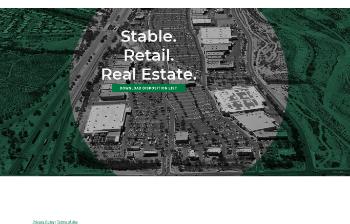 Retail Value Inc. Website Screenshot