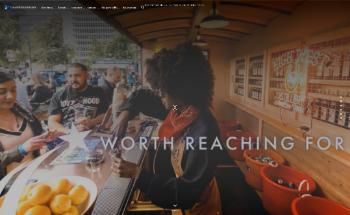 Constellation Brands, Inc. Website Screenshot