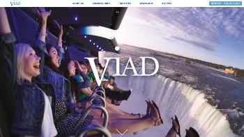 Viad Corp Website Screenshot