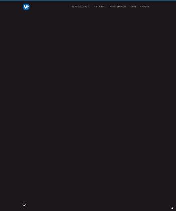 Warner Music Group Corp. Website Screenshot