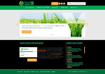Yield10 Bioscience, Inc. Website Screenshot