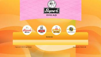 Super Bakers (India) Limited Website Screenshot