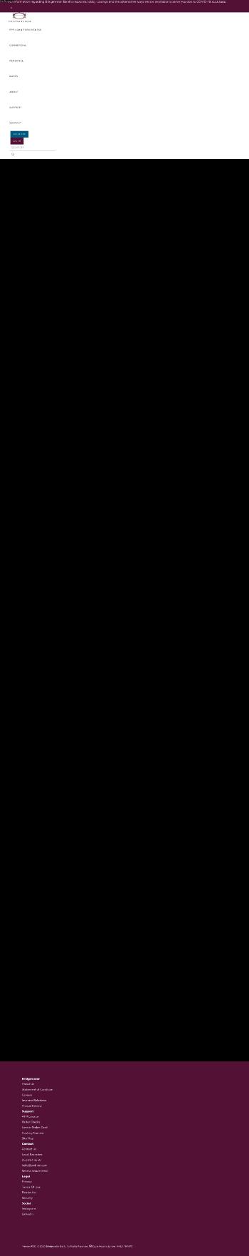 Bridgewater Bancshares, Inc. Website Screenshot