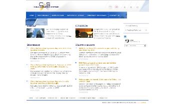 China Automotive Systems, Inc. Website Screenshot